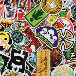 100pcs Skateboard Stickers bomb,Skate Brand Stickers Bomb, V