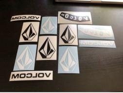 11 Volcom Stickers Skateboarding Decal Stickers Skateboardin