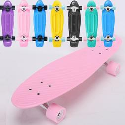"27"" skateboard Plastic deck High Quality Bearings Penny Styl"