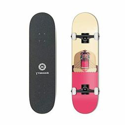 MINORITY 32inch Maple Skateboard Baboon