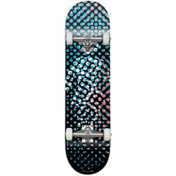 "Girl Skateboards 7.75"" Malto Dots Factory Complete Skateboar"