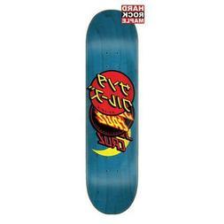 "8.125"" Group Dot Hard Rock Maple Santa Cruz Skateboard Deck"