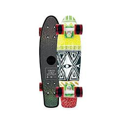 """Penny For a Purpose Complete Skateboard, Ethiopia X BB, 22"""""""