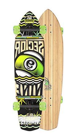 Sector 9 A.E.V. Complete Skateboard Cruiser