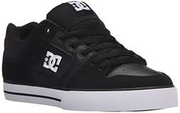 DC Shoes Pure Mens Leather Skateboarding