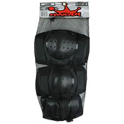Krown Action Tri-Pack Pads, Small
