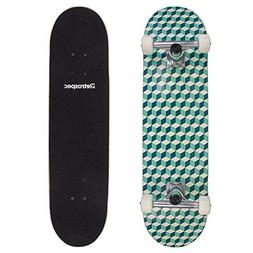 Retrospec Alameda Skateboard Complete with Abec-11 & Canadia