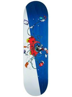 """Almost Mullen Dr. Seuss Cat Car Skateboard Deck 8.25"""""""
