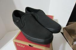 Vans Asher Deluxe Premium Men's Slip Ons Shoes Sneakers Casu