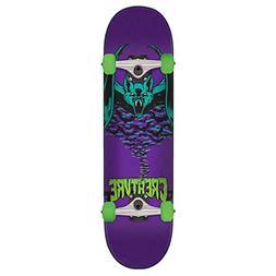 "Creature Bat Skateboard Complete - 7.75"""
