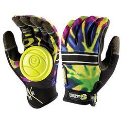 Sector 9 BHNC Slide Gloves Limeburst L/XL