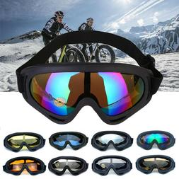 Bicycle Cycling Sunglasses Windproof Goggles Outdoor Sports