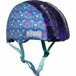 Bike Bicycle Helmets Girls Youth Skateboard Cycling Sport Ou