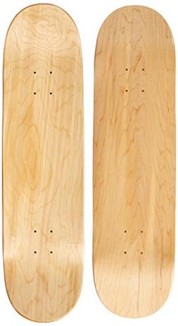"Moose Blank 8.25"" Skateboard Deck"
