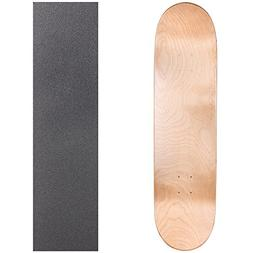 Cal 7 Blank Skateboard Deck with Grip Tape | 7.75, 8.0 and 8