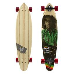 Sector 9 Bob Marley Series Exodus Bamboo Longboard Skateboar