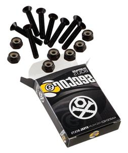 Sector 9 Bolt Pack Set, Black, 1.5-Inch