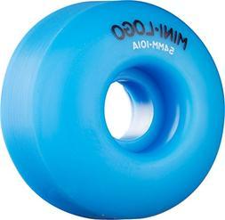 Mini Logo C-Cut Blue Skateboard Wheels - 54mm 101a