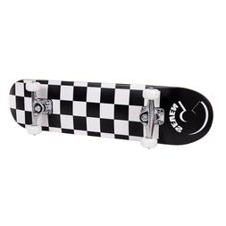 "Cal 7 31"" x 7.5"" Checkerboard Complete 7-Ply Maple Skateboar"