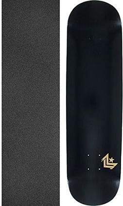 """Mini Logo Chevron Black Skateboard Deck 112-7.75"""" x 31.75"""" w"""