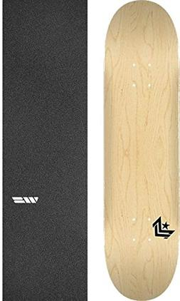 "Mini Logo Chevron Natural Skateboard Deck 112-7.75"" x 31.25"""