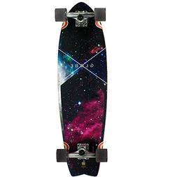 Globe Chromatic Cruiser Galaxy Complete Longboard Skateboard