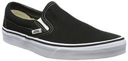 Vans Classic Slip-On Core Classic Shoe - Men's Black, 8.5
