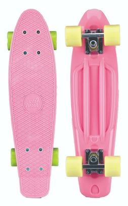 complete 22 inch penny style skateboard