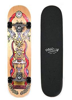WiiSHAM Complete 31'' Skateboard