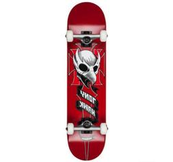 "Birdhouse Crest Tony Hawk Red 7.5"" Complete Skateboard"