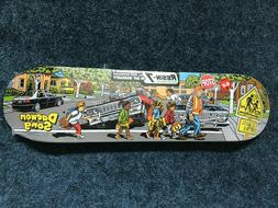 Daewon Song Low Riders Skateboard Deck Almost World Industri