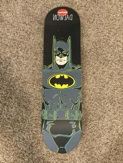 dc comics skateboard deck super friends villain