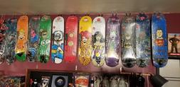 DC Hero & Villains Almost Skateboards Decks Limited 2014 Edi