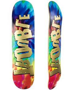 """Trouble Skateboards 8"""" 8.1"""" 8.2"""" 8.25"""" 8.5"""" Pro Skateboard D"""