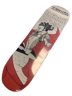 "Midget Skateboards Deck Torero Maple Wood 8.0"" Made in USA"