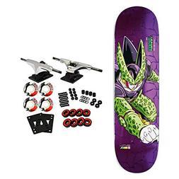 Primitive Dragon Ball Z Tucker Pefect Cell Skateboard Comple