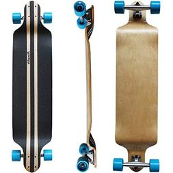 RIMABLE Drop Deck Longboard ORIGINALBLUE