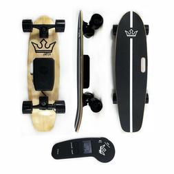 Kyng Electric Skateboard 15 MPH 350W Hub Motor 10 Mile Range