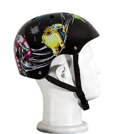 Punisher Skateboards Elephantasm 11-vent Skateboard Helmet,