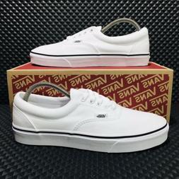 Vans Era True White  Athletic Skate Casual Sneakers White Sh