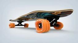 Fathom Shark Wheel Komoyo Cruiser Beginner Longboard Skatebo