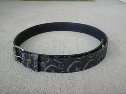 foundation leather skateboard belt L / Xl  es koston nike sb