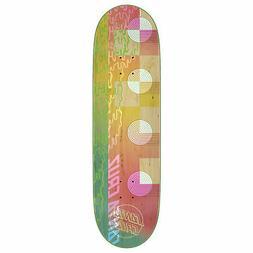 Santa Cruz Framework Slime Unisex Skateboard Part Deck - Mul