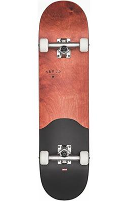 GLOBE Skateboards G1 Argo Street Complete Skateboard, Red Ma