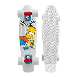 Penny 22 Inch Skateboard Glow In the Dark Plastic Simpsons M