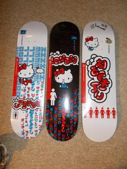 Girl Skateboards Hello Kitty 45th Anniversary Deck Rick Howa