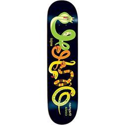 Enjoi Intertwined Impact Light Skateboard Deck,8.25,Thaynan