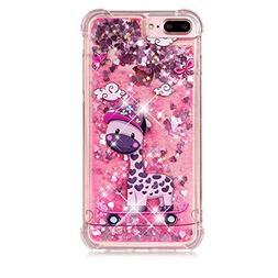 Folice iPhone 6 Plus / 6S Plus / 7 Plus / 8 Plus Case, 3D Cu