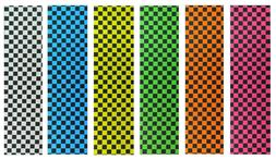 "Skateboard Checker Grip Tape 9"" x 33"" Multiple Colors! GripT"