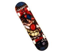 Punisher Jester Complete Skateboard, Blue, 31-Inch by Punish